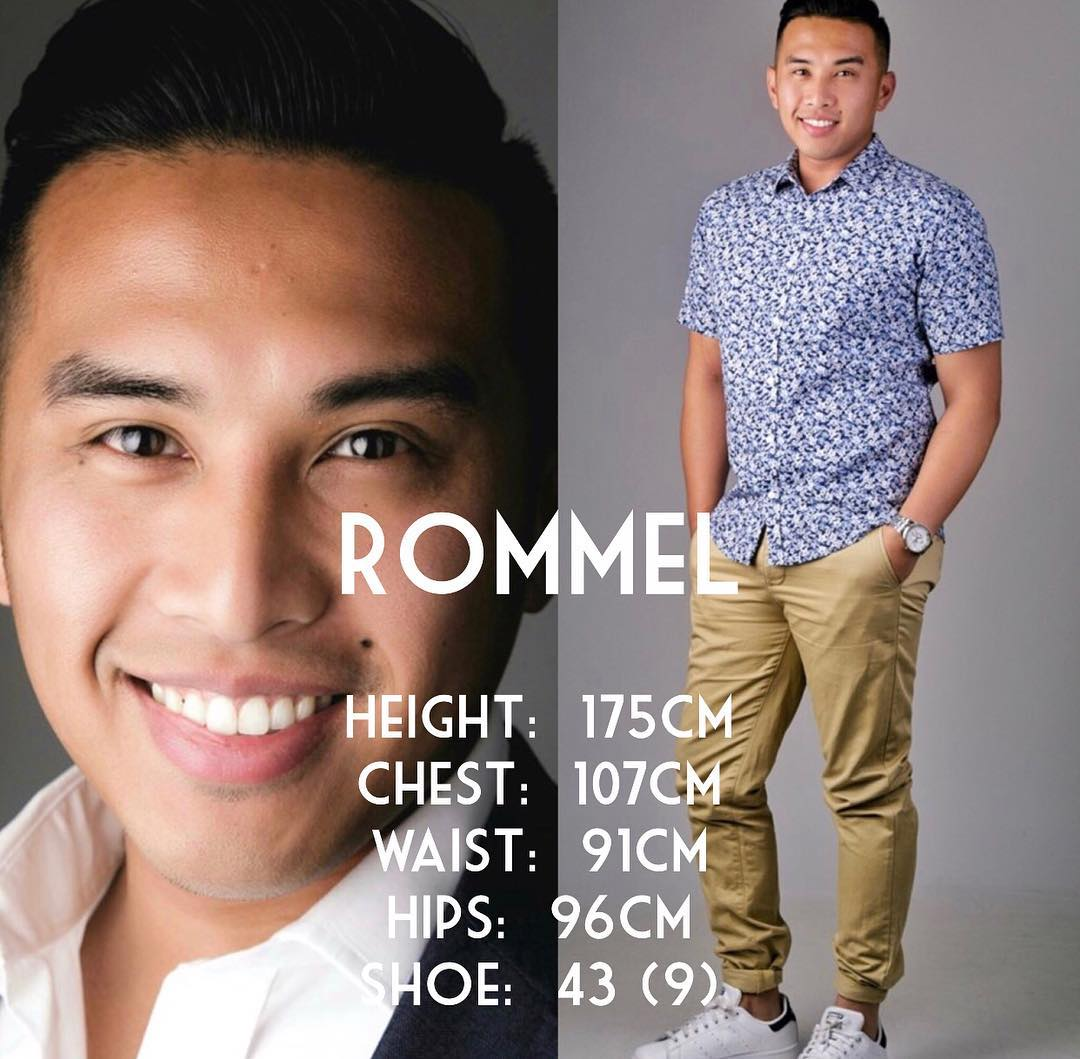 Meet Rommel from our Melbourne team. Rommel is a brand ambassador with a background.
