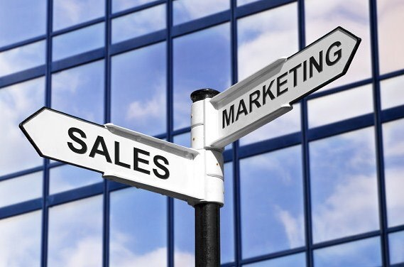 Do you understand the difference between sales and marketing … . . Is the sale price …